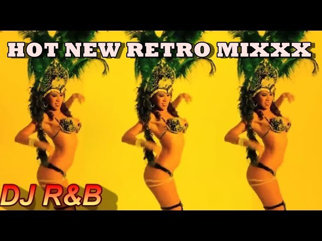 NEW SPECIAL DISCO RETRO MIXXX 80's 90's Vol 2 ft DJ R B Remix 2017