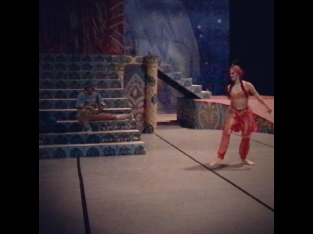 Анна Маркова Anna Markova балет 1001 ночь, тысяча и одна ночь