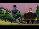 Храброе сердце - Расти и заповедный лес! - Мультфильм для детей - о роботах