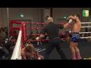 Muay Thai Will Smallwood vs Quan Trinh Rebellion Muay Thai 16 Melbourne Australia