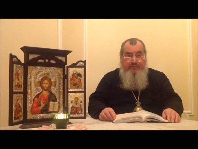 Слово Архиепископа Зосимы о Второй недели Великого поста