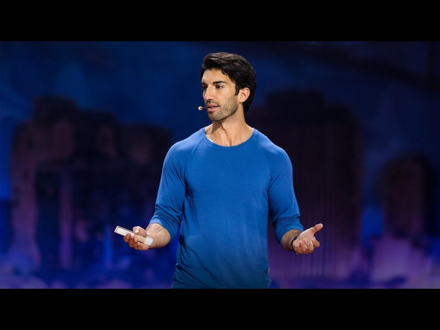 Why I'm done trying to be man enough | Justin Baldoni