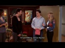 Friends - Ross welcomes guests for dinner