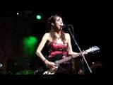 Patricia Vonne - Fuente Vaqueros LIVE in San Antonio, Tx