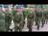 Свежие строевые песни... Солдаты поют в строю