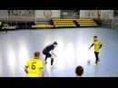 Лебяжий 2:3 Юниор. Futsal 2017/2018. 8-ой тур (10.12.2017)