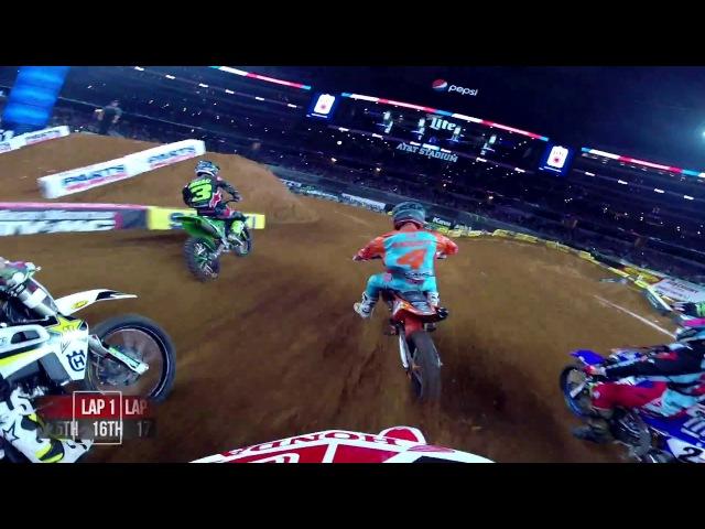 GoPro: Cole Seely Main Event 2018 Monster Energy Supercross from Arlington