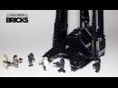Lego Star Wars 75156 Krennic's Imperial Shuttle Speed Build