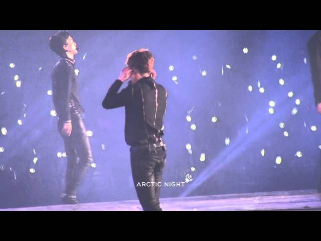 The EXO'luXion [dot] 나비소녀 (Don't go) XIUMIN FOCUS