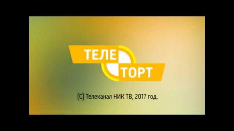 Заставка программы Телеторт НИК ТВ 2017