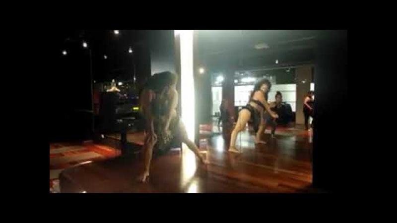 Dance Healing female energy
