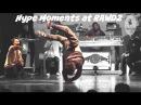HYPE MOMENTS at RAWD2 Featuring Bboy Issei Supernaturalz BDKMV etc