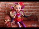 ДОЧКА ДЖОКЕРА! КОРТЛИ ДЖЕСТЕР- злодейка или героиня Обзор на куклу Courtly Jester