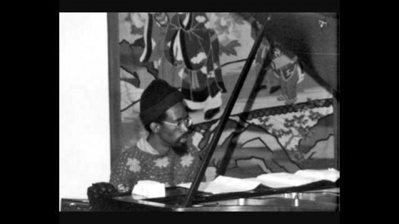 Julius Eastman's spoken introduction to the Northwestern University concert 6 1 1980