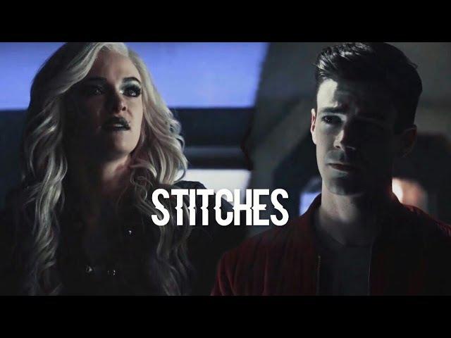 Barry Caitlin - Stitches (Savitar,Killer Frost)