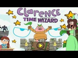 Time Wizard Clarence Games Cartoon Network