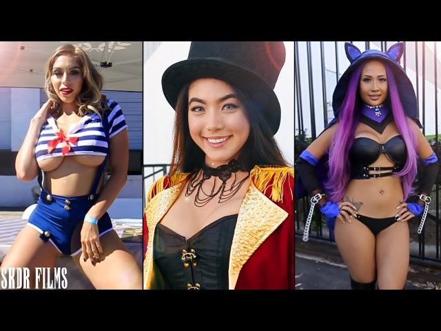 Kuya Model Expo Cosplay Edition 2016 Music Video - Gravity/Yankee Rose