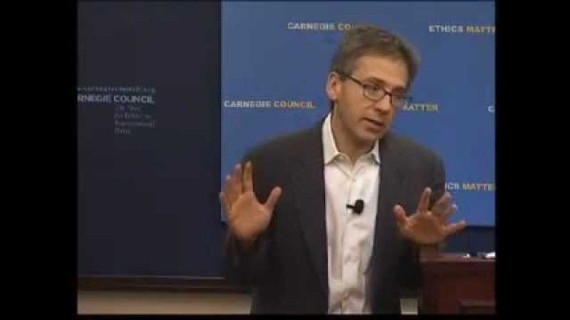 Global Ethics Forum: Every Nation for Itself: Winners and Losers in a G-Zero World