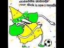 Skidaddle Skidoodle Brazilian version