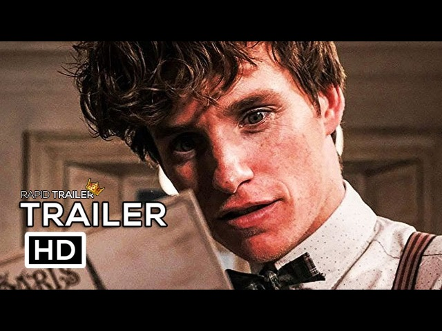 FANTASTIC BEASTS 2 Trailer Teaser (2018) J.K. Rowling, The Crimes Of Grindelwald Fantasy Movie HD