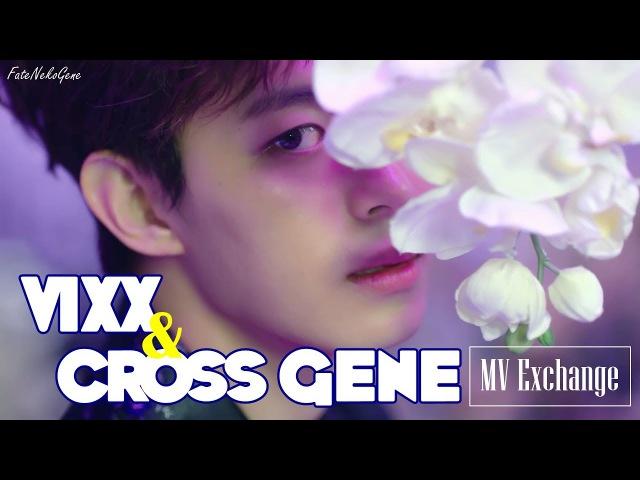 [MV EXCHANGE] VIXX CROSS GENE - Shangri La YING YANG
