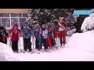 Олимпиада в детсаду