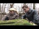 Сюжет ТСН24 В Алексине могилы купцов и градоначальников утопают в мусоре