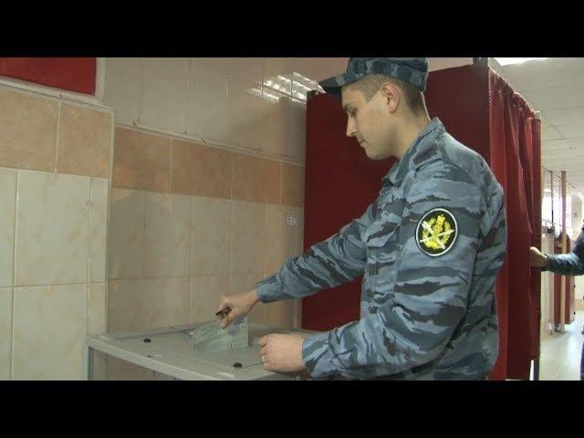 Сюжет ТСН24: Более 60% избирателей в Тульской области приняли участие в выборах президента