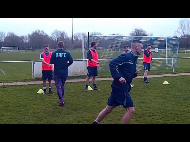Football Warm UpsTV - Match Day Warm Ups (ideas)