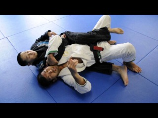 Back Mount Escapes: 3 Escapes with Anaconda and D'arce Choke