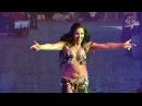 Diana Gnatchenko Tabla Solo in Oasis Festival Show SUN OF THE EAST