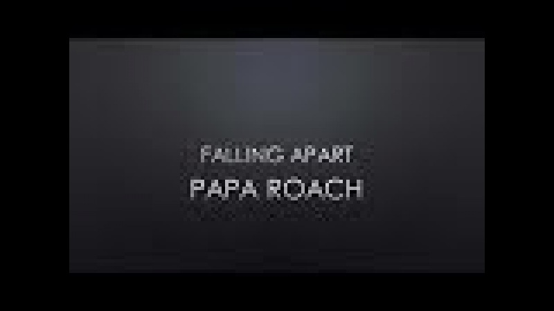 KS Falling apart Papa roach mini cover