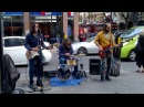 Superb reggae version of Pink Floyd's 'Time' by top London street band Funfiction