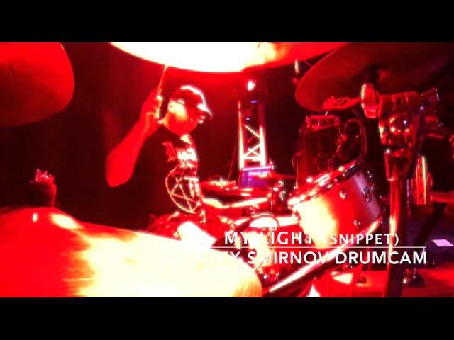 Alex Smirnov - Multiverse - My Light (drumcam snippet)