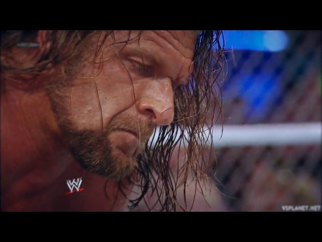 Wrestlemania 28 Triple H vs The Undertaker Highlights