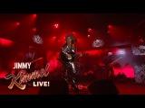 ZZ Ward - Cannonball (Jimmy Kimmel Live)
