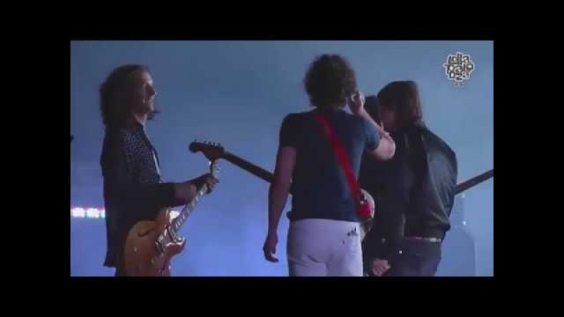 The Strokes Lollapalooza Chile 2017