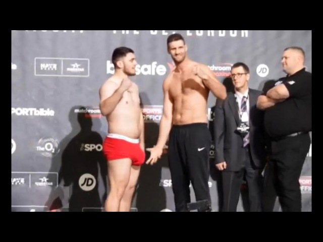Funniest Face Off in MMA and Boxing