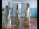 Чеченские дети едут танцевать Чечня.