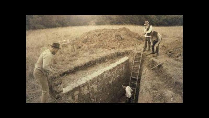 Rockwall – An American Secret (rectangular wall found 100 years ago in Texas, Antediluvian Remnant)