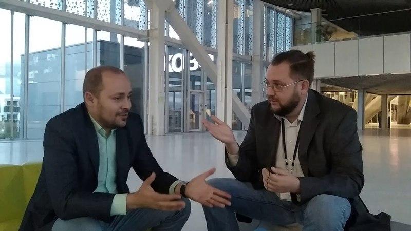 FlyR ч.2 Александр Данильянц интервью с основателем Ильёй Егоровым