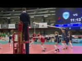 HIGHLIGHTS. Сахалин — Уралочка Суперлига 2017-18. Женщины