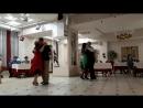 11.12.17 Милонга в Омске на день Танго -студия Аргентинского Танго Кумпарсита