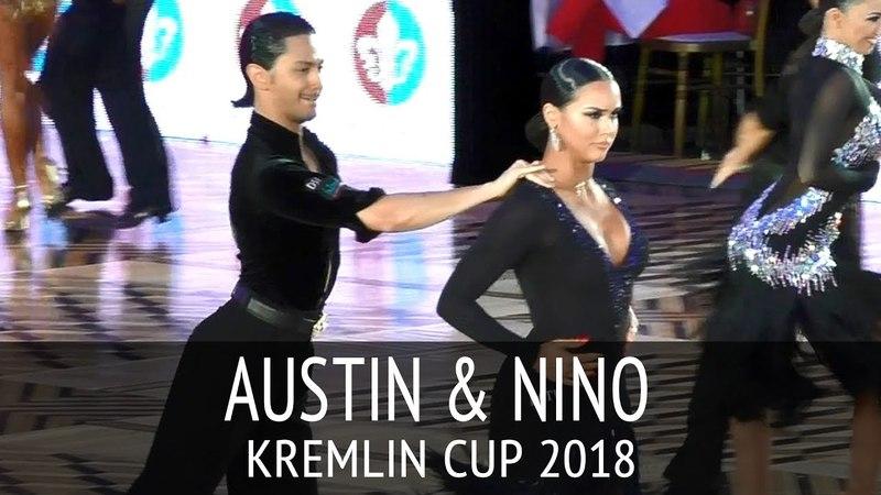 Austin Joson Nino Dzneladze | Самба | Кубок Кремля 2018 - Четвертьфинал