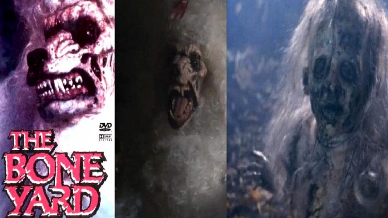 Оборотни старого морга / The Boneyard.1991.-[ УЖАСЫ. ФЭНТЕЗИ / РУС - ОЗВУЧКА. ].16:9/HD.720.p