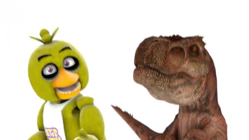 [Rag_Days] Animation - Баба-Динозавр (Original Music Video by MiaRissyTV) [4K].mp4