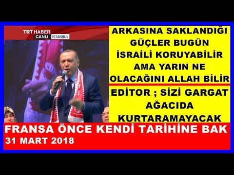Cumhurbaşkanı Erdoğan'ın Ümraniye İlçe Kongresi Konuşması 31.3.2018
