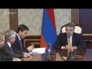 Карен Карапетян исполняющий обязанности премьер министра Армении 23 апреля 2018 года
