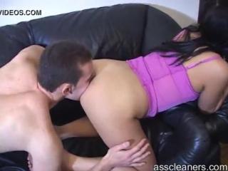 Анулингус парням порно видео