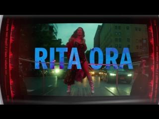 Слушай новый трек Rita Ora – Girls на Европе Плюс!